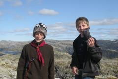 2008 Høsttur utforsker