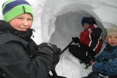 2011 Vintertur start og oppdager